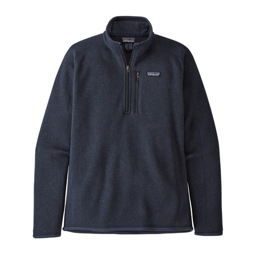 Patagonia Better Sweater 1/4 Zip - Men's - New Navy