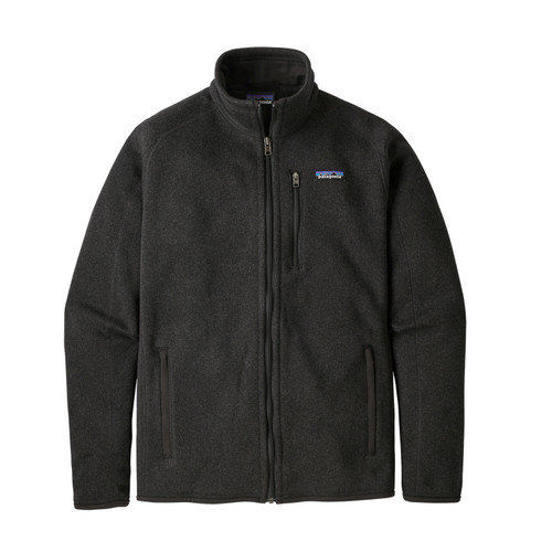Patagonia Better Sweater Jacket - Men's - Black