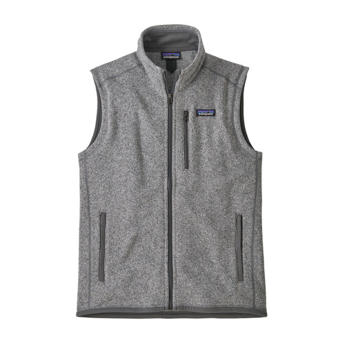 Patagonia Better Sweater Vest - Men's - Stonewash