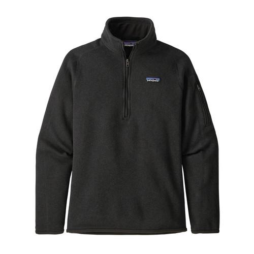 Patagonia Better Sweater 1/4 Zip - Women's - Black
