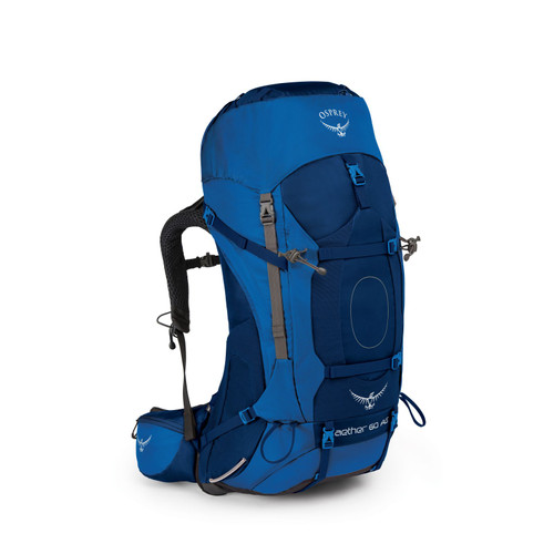 Osprey Packs Aether AG 60 Men's Backpacking Backpack