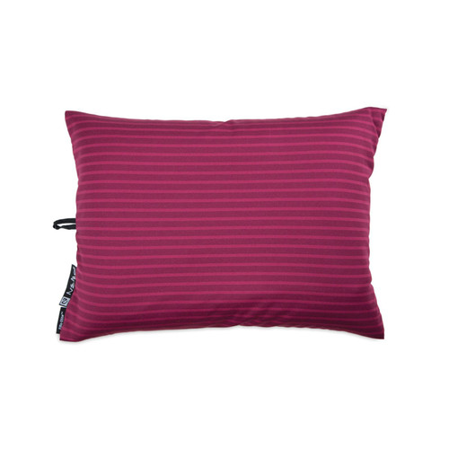 Nemo Fillo Elite Travel Pillow - Purple Stripe