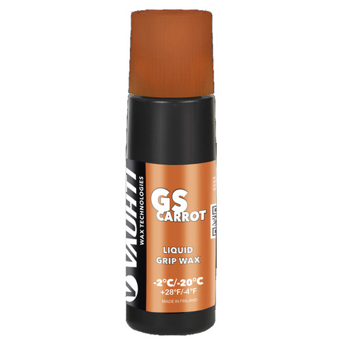 Vauhti GS Carrot Liquid Grip Wax