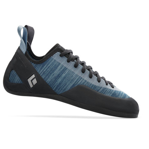 Black Diamond Momentum Lace Climbing Shoe - Midnight