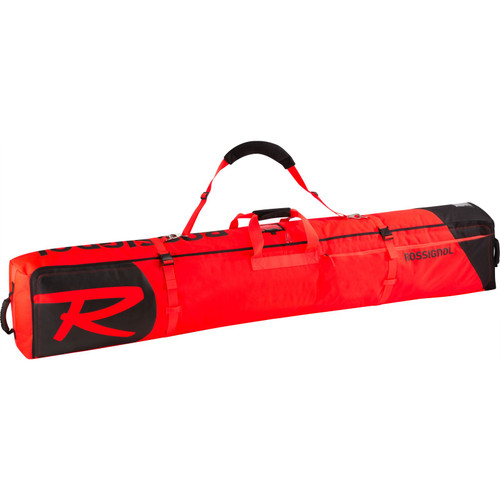 Rossignol Racing Hero Wheeled 2/3 Pair Ski Bag