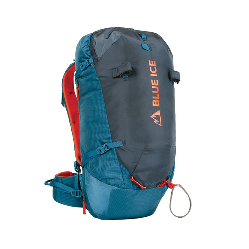 Blue Ice Kume 38L Ski Pack - Ensign Blue