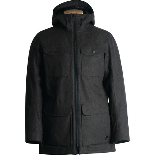Alchemy Equipment Insulated Tech Wool Parka - Men's