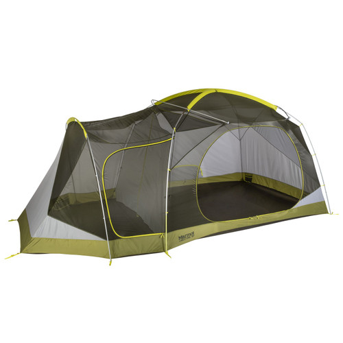Marmot Limestone 8 Person Tent - Green Shadow/Moss