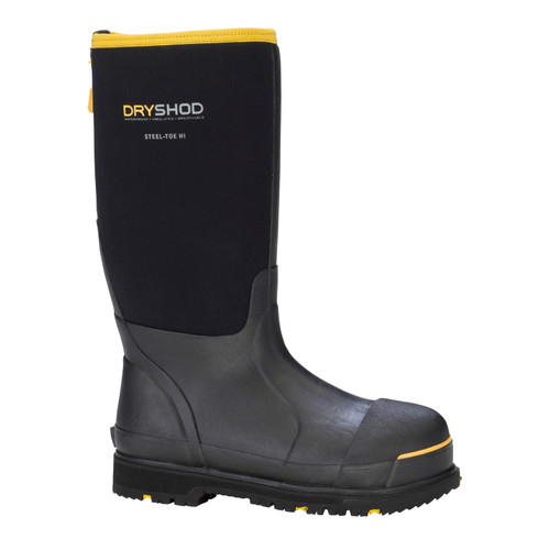Dryshod Steel-Toe Protective Work Boot - Unisex