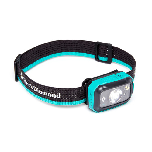 Black Diamond Revolt 350 Headlamp - Aqua Blue