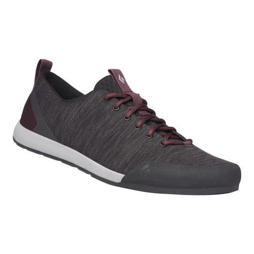 Black Diamond Circuit Approach Shoe - Anthracite/Bordeaux