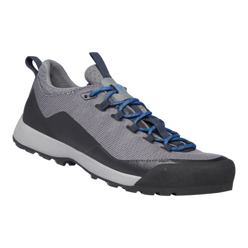Black Diamond Mission LT Approach Shoe - Nickel Ultra Blue