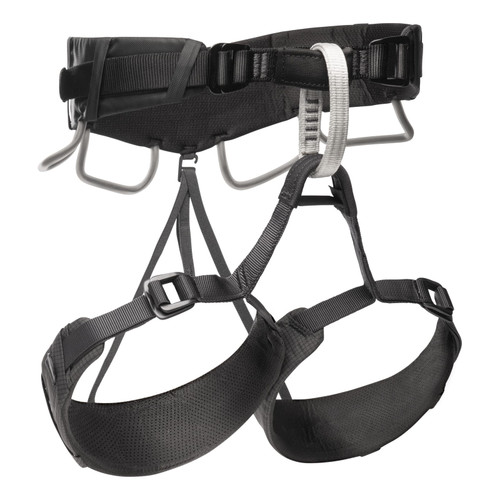 Black Diamond 4S Momentum Harness - Unisex - Anthracite