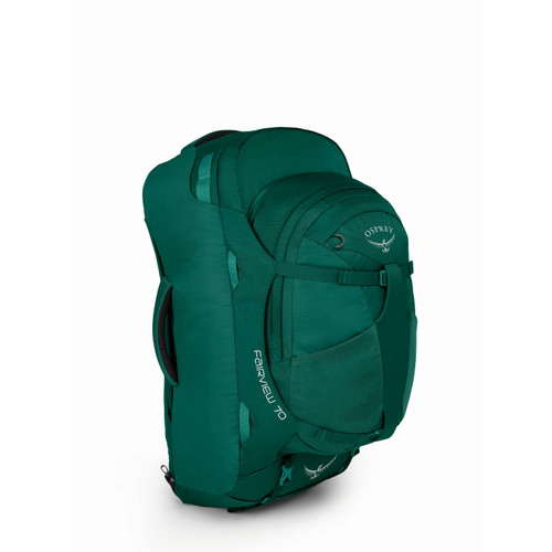 Osprey Fairview 70 Travel Pack - Women's - Rainforest Green