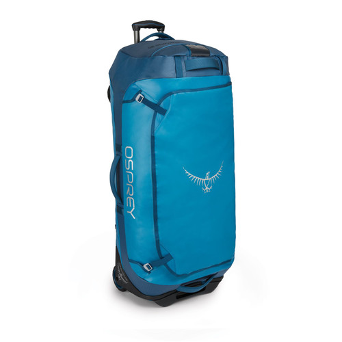 Osprey Rolling Transporter 120 Travel Pack - Kingfisher Blue