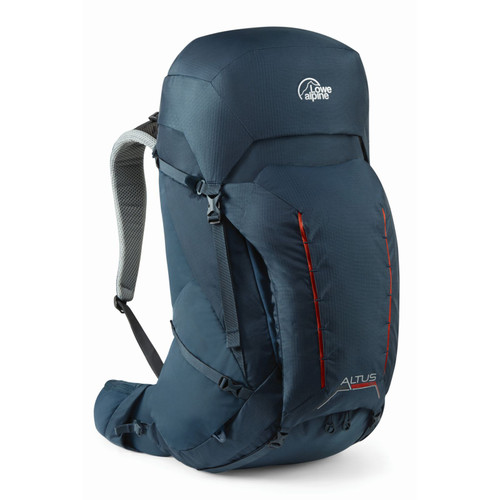 Lowe Alpine Altus 52:57 Backpacking Pack - Blue Night