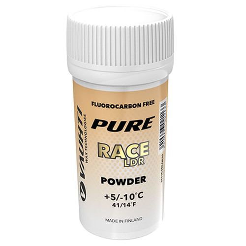 Vauhti Pure Race LDR Powder Ski Glide Wax