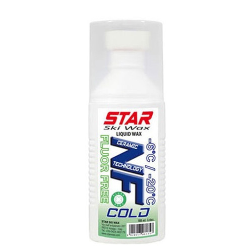 Star NF Cold Liquid Ski Glide Wax