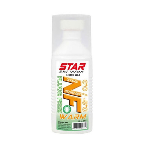 Star NF Warm Liquid Ski Glide Wax