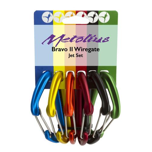 Metolius Bravo II Wiregate Jet Set