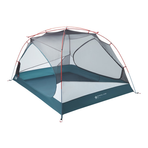 Mountan Hardwear Mineral King Backpacking Tent - Grey Ice