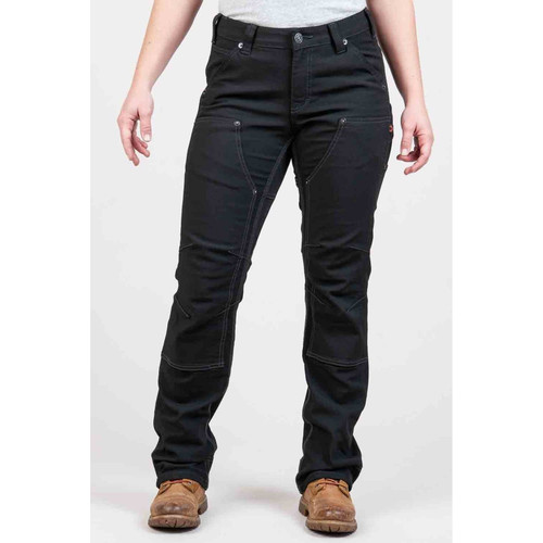 Dovetail Workwear Britt Utility No Fade Canvas Pants - Women's