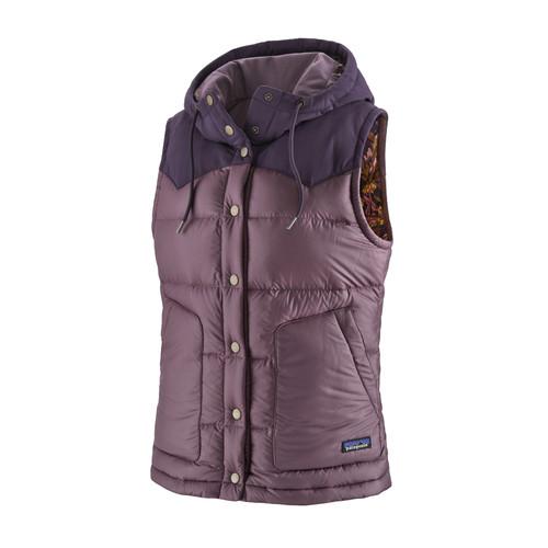 Patagonia Bivy Hooded Vest - Women's - Hyssop Purple