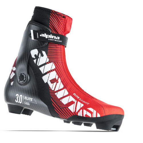Alpina Elite 3.0 Skate Cross Country Race Boot - Unisex