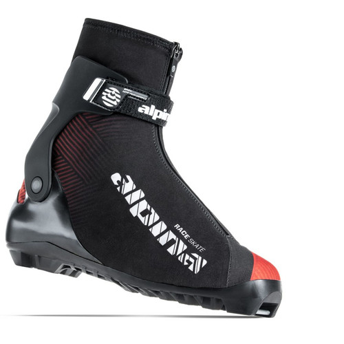 Alpina Racing Skate Cross Country Ski Boot - Unisex