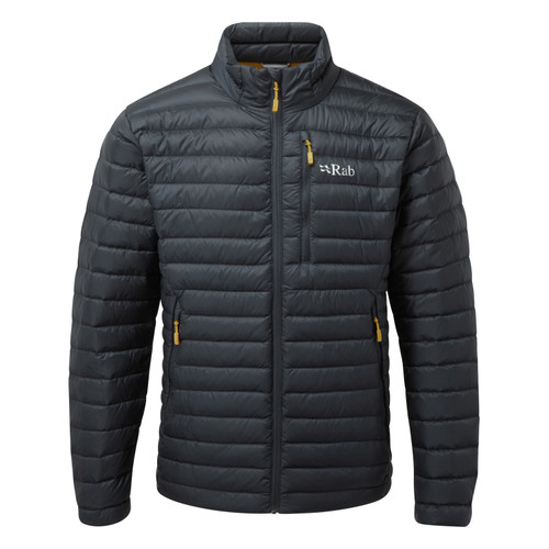 Rab Microlight Jacket - Men's - Medium - Beluga
