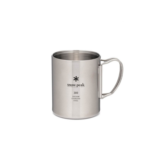 Snow Peak Insulated Stainless Steel Mug - 300ML