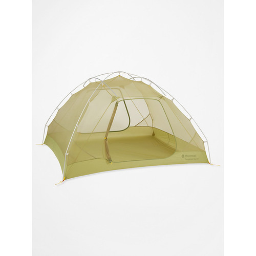 Marmot Tungsten UL 4 Person Backpacking Tent - Wasabi