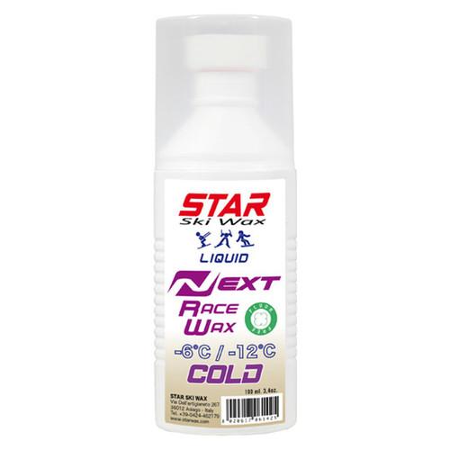 Star NEXT Cold Liquid Fluoro-Free Ski Glide Wax