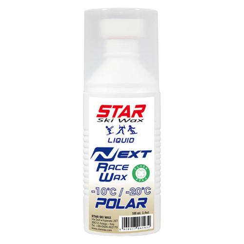 Star NEXT Polar Liquid Fluoro-Free Ski Glide Wax