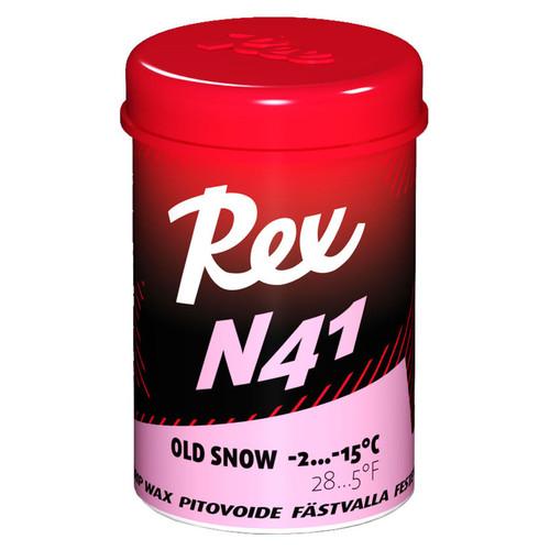 Rex N41 Pink Nordic Kick Wax