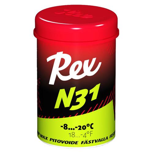 Rex N31 Green Nordic Kick Wax