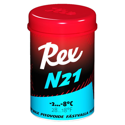 Rex N21 Blue Nordic Kick Wax