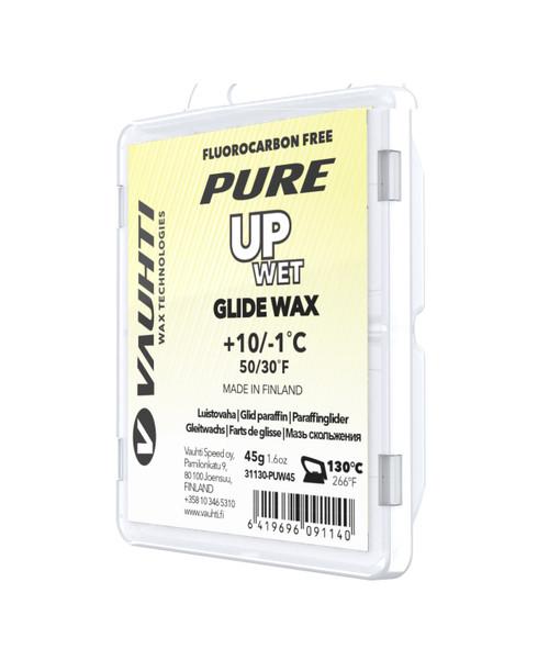Vauhti Pure Up Wet Ski Glide Wax - 45g