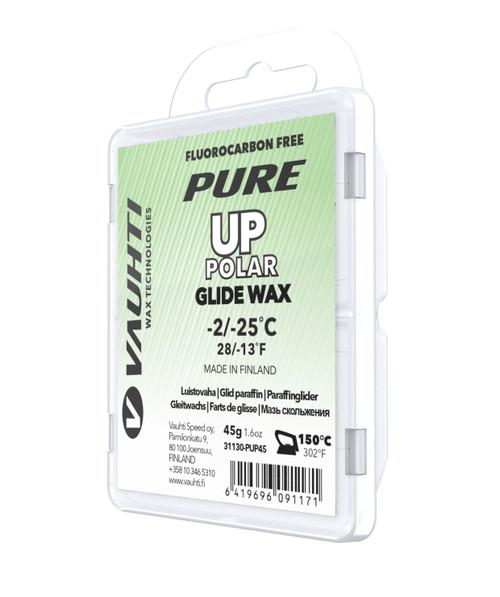 Vauhti Pure Up Polar Ski Glide Wax - 45g