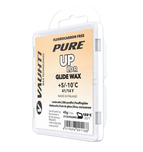 Vauhti Pure Up LDR Ski Glide Wax - 45g