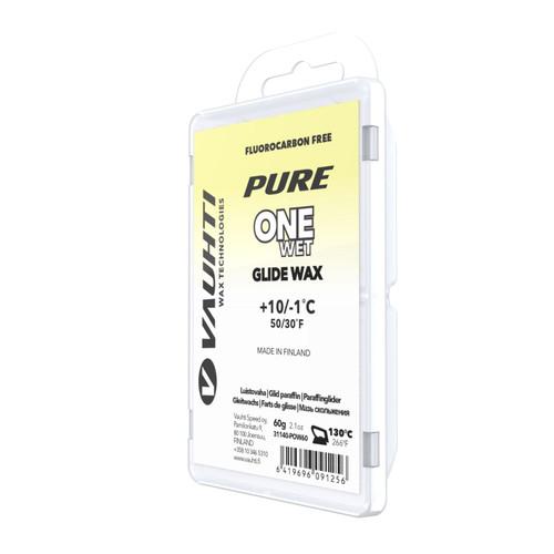 Vauhti Pure One Wet Ski Glide Wax - 60g