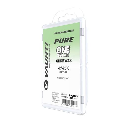 Vauhti Pure One Polar Ski Glide Wax - 60g