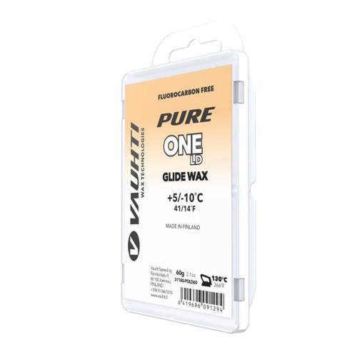 Vauhti Pure One LD Ski Glide Wax - 60g