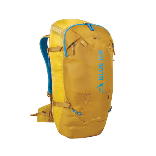 Blue Ice Yagi 35L Ski Pack - Super Lemon