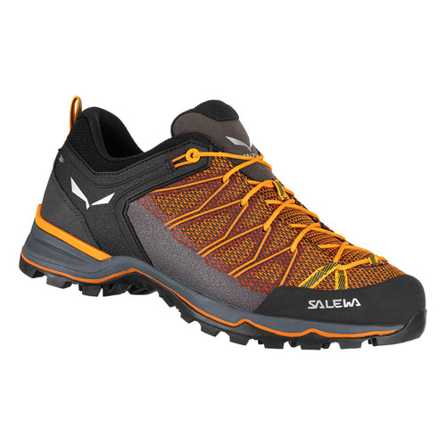 Salewa MTN Trainer Lite Boots - Men's - Ombre Blue/Carrot