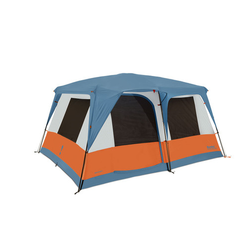 Eureka Copper Canyon LX 8 Person Family Camping Tent  - Heaven Blue Orange