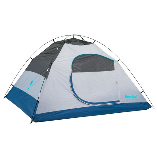 Eureka Tetragon NX 2 Person Camping Tent - Mykonos Blue