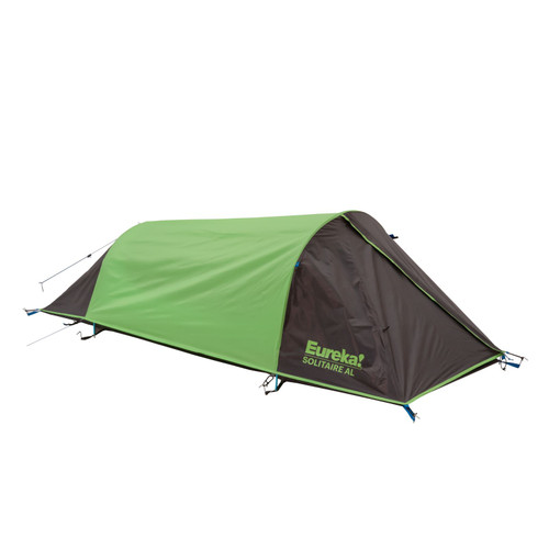 Eureka Solitaire AL 1 Person Backpacking Tent - Jasmine Green