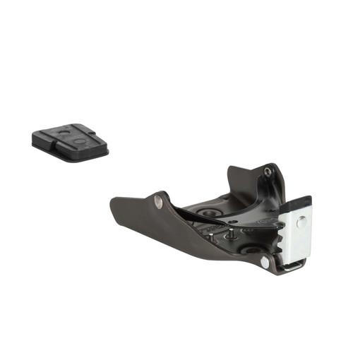 Voile HD Mountaineer 3-Pin Telemark Bindings - Grey
