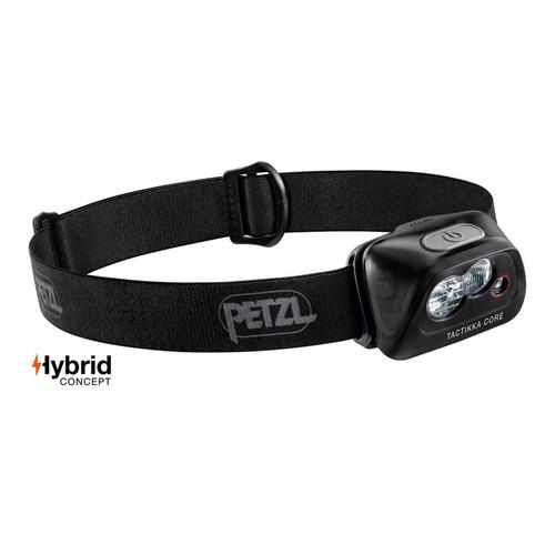 Petzl Tactikka RGB+ CORE Headlamp - Black